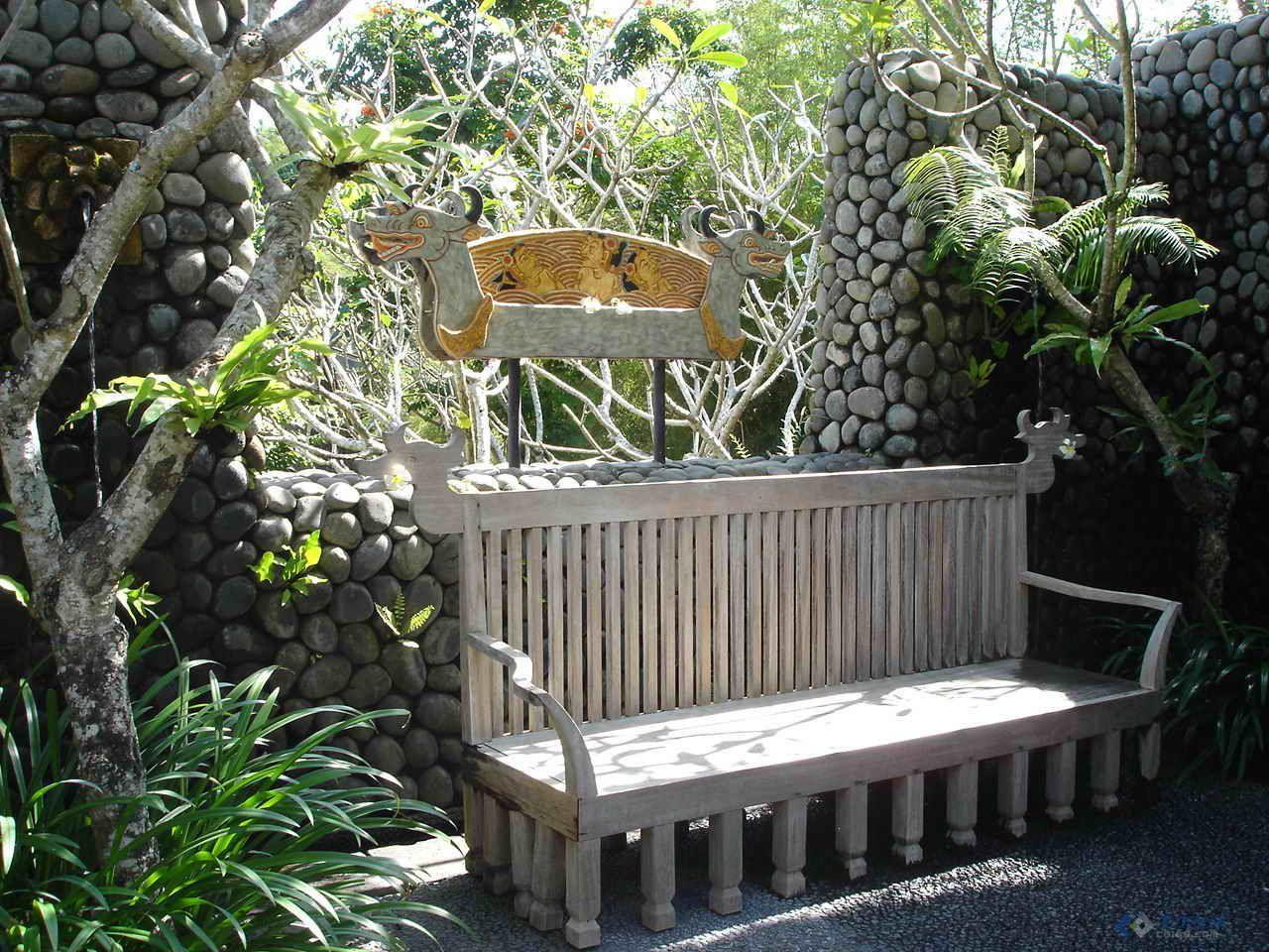 三月主题 东南亚园林景观实景征集