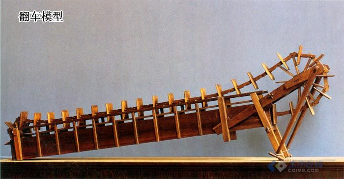 中国古代水力机械(组图)