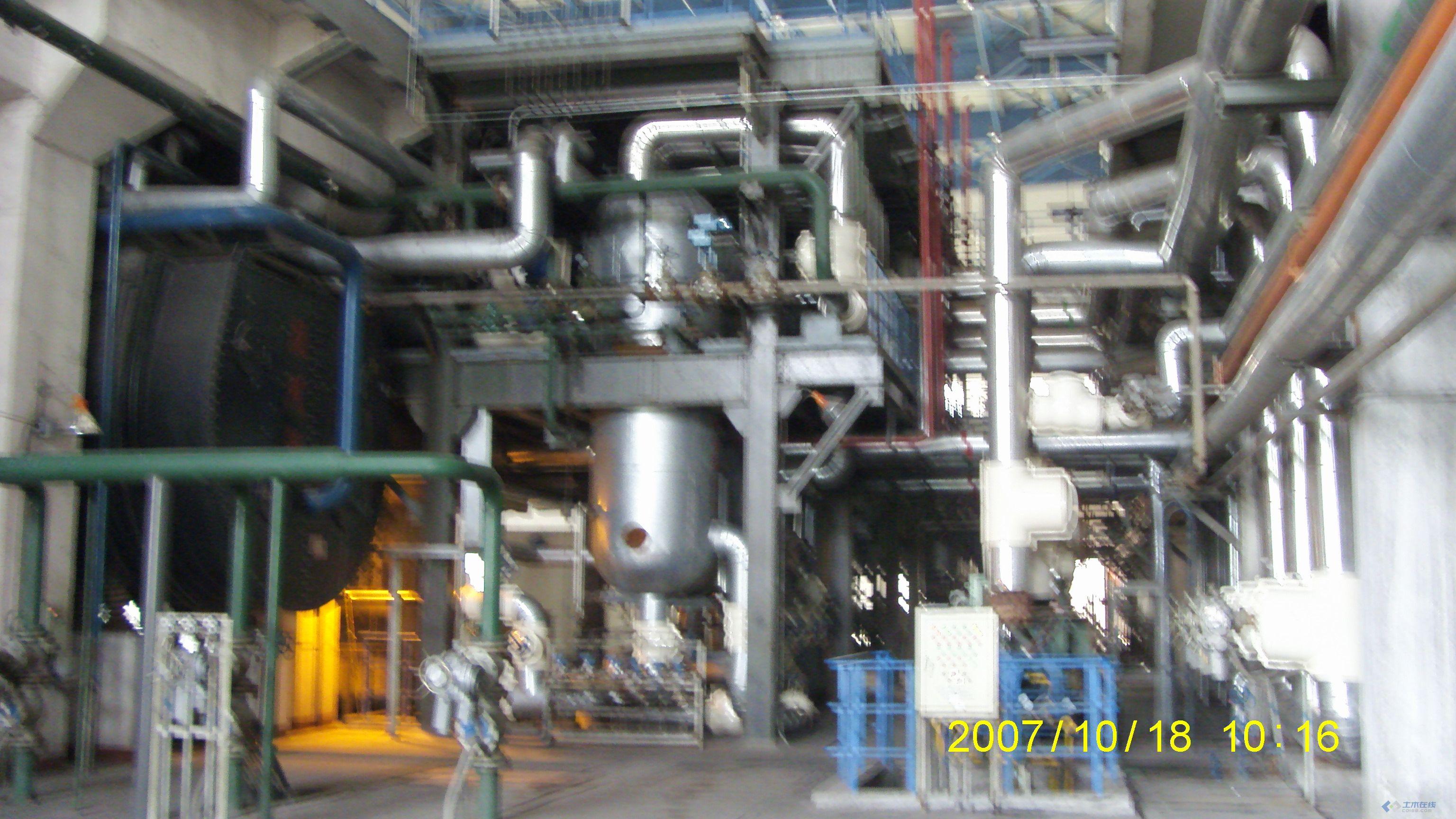 流化床锅炉图片