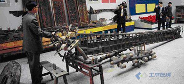 中国古代水力机械
