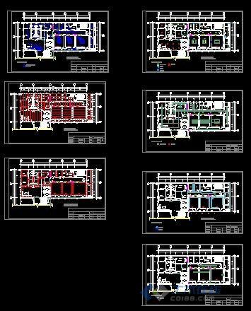银川市某医院手术室设计图