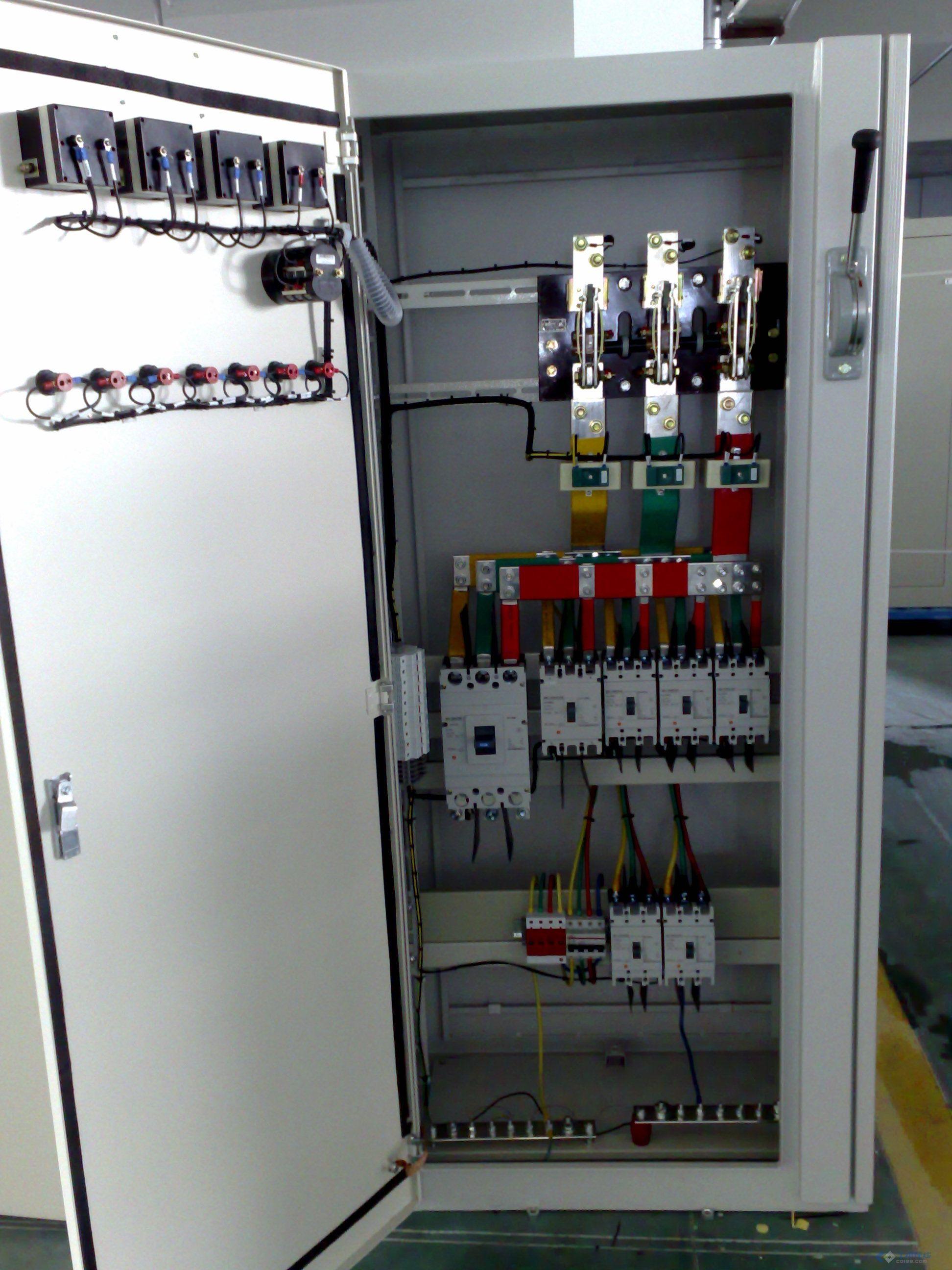 我公司的配电柜生产工艺
