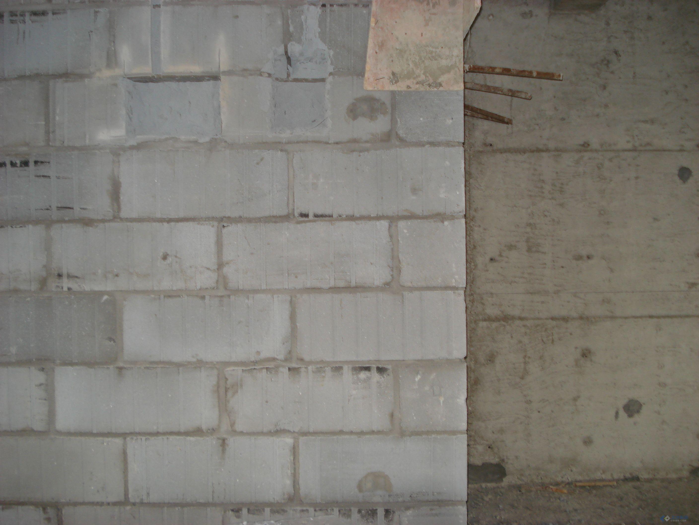 砌筑照片施工现场,填充墙的施工 土木在线论坛