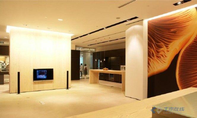 墙地面的新型装饰材料-艺术水泥-土木在线论坛