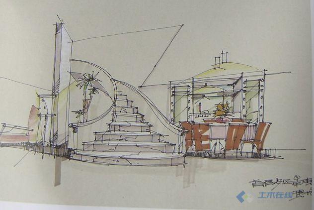 室内手绘图-第2页-土木在线论坛