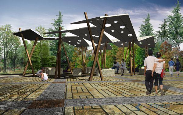 天景景观设计承接园林设计 施工图设计 土木在线论坛