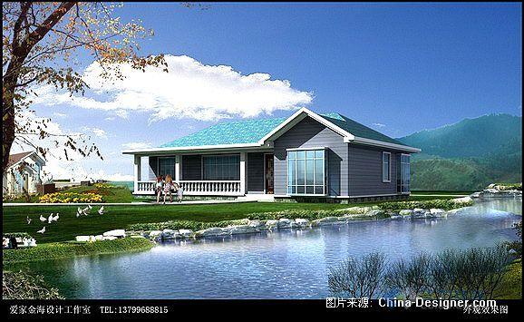 农村自建一层房子一个,宅地12*9(长度可变),所以求平面图一张~