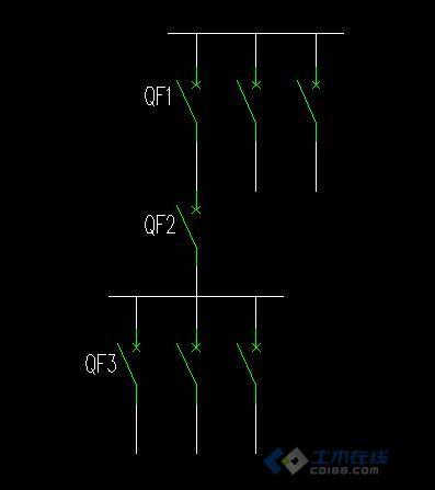 【探讨】总配电箱出线的断路器与分配电箱的进线开关