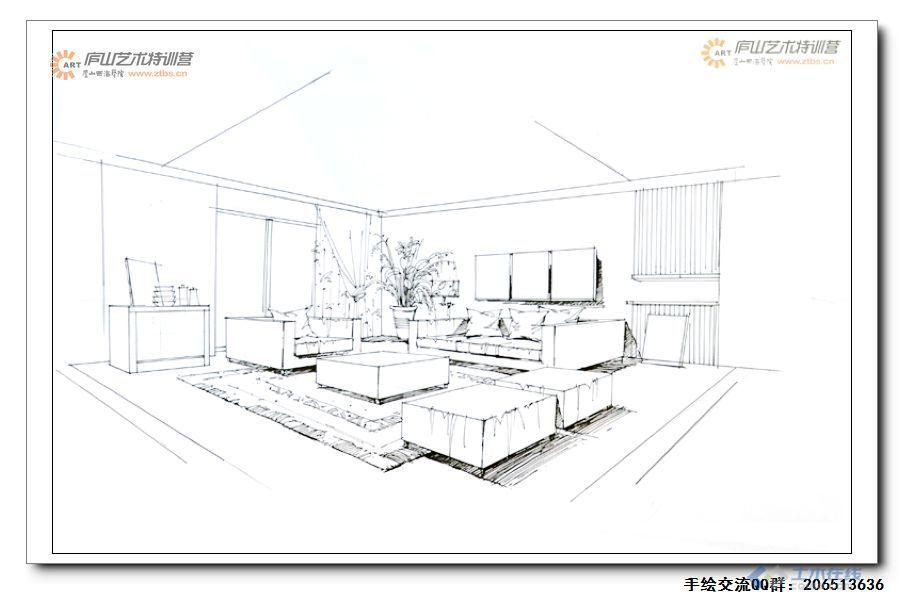 尚龙勇老师室内空间两点透视示范1-9.jpg