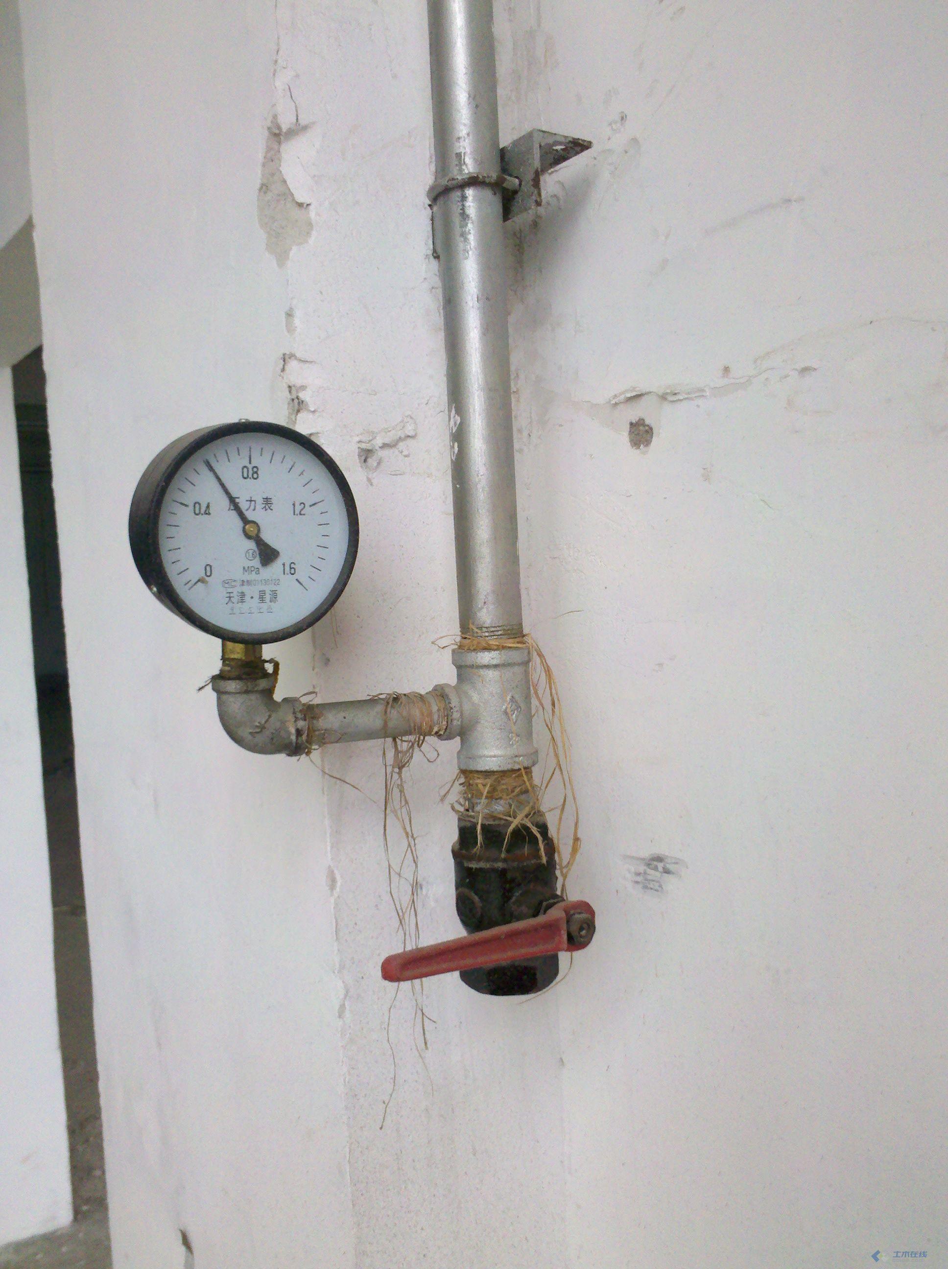 末端试水装置的试水接头是怎么样的