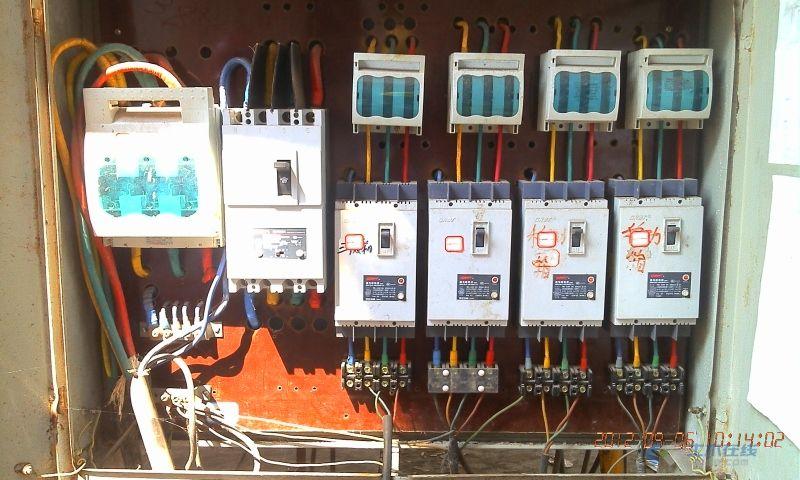 发工地临时用电分配电箱,请大家发表意见