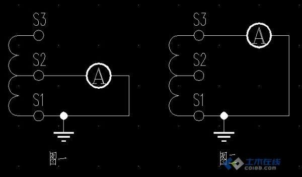 10kv双变比电流互感器空余端接线问题