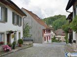 一半传统,一半现代——中世纪小镇新宅_图2