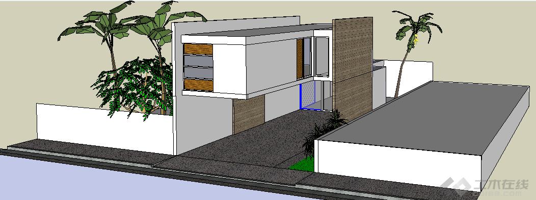 7场景模型(别墅).png