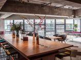 700㎡现代风格香港奥华酒店·南岸餐厅_图1