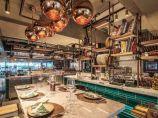 700㎡现代风格香港奥华酒店·南岸餐厅_图2