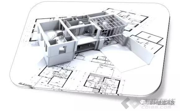 建筑机电BIM图片1