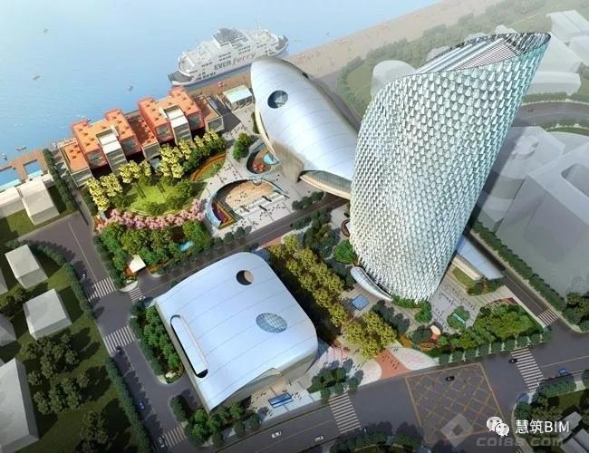 【B力】第十二期 上海滨江国际广场6#机电安装工程BIM技术运用