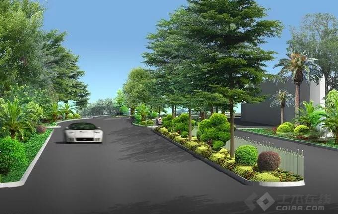 市政道路规划设计中的要点