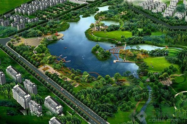 现代城市园林景观设计现状及方向探讨