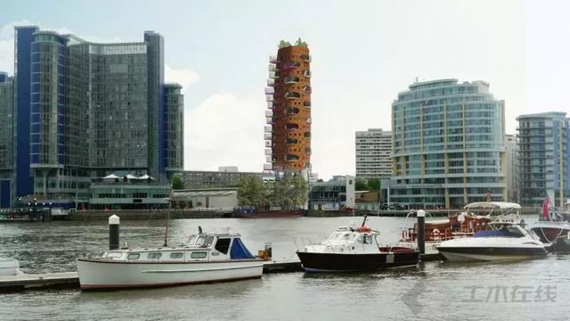 """【早安建筑】伦敦又要建一座""""奇奇怪怪""""的住宅了,怀念建筑奇才Will Alsop"""