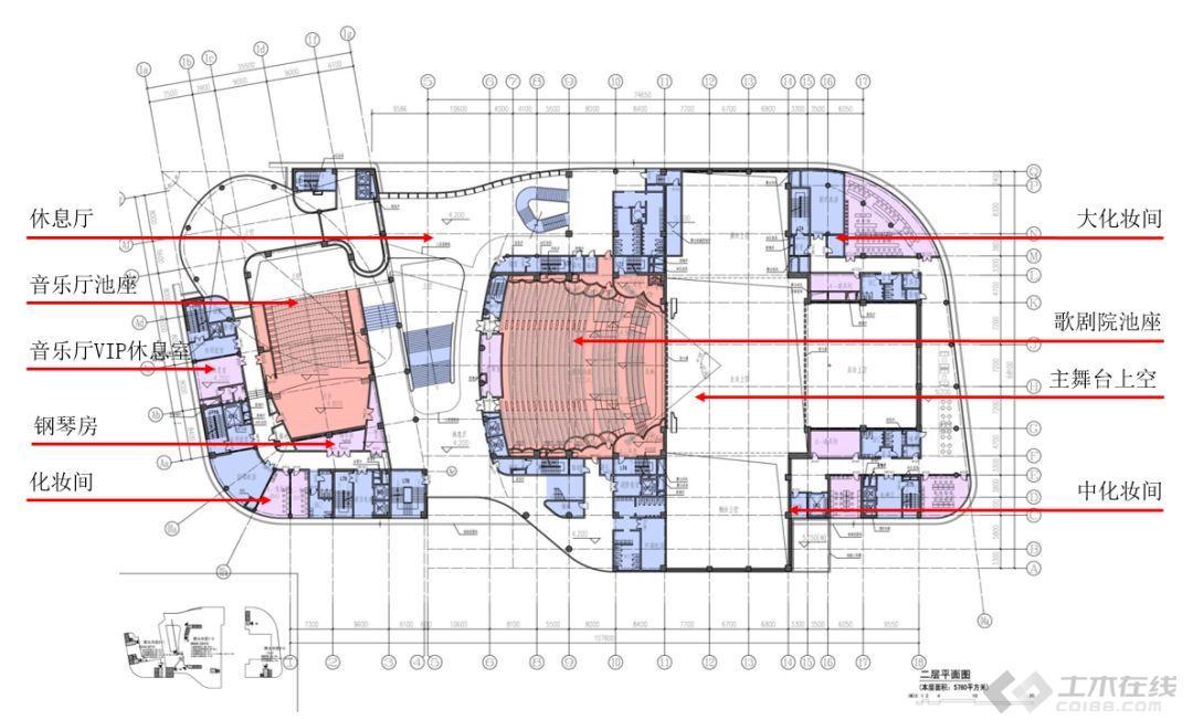 【结构学院】干货!这几个典型剧院结构设计关键点分析值得收藏!