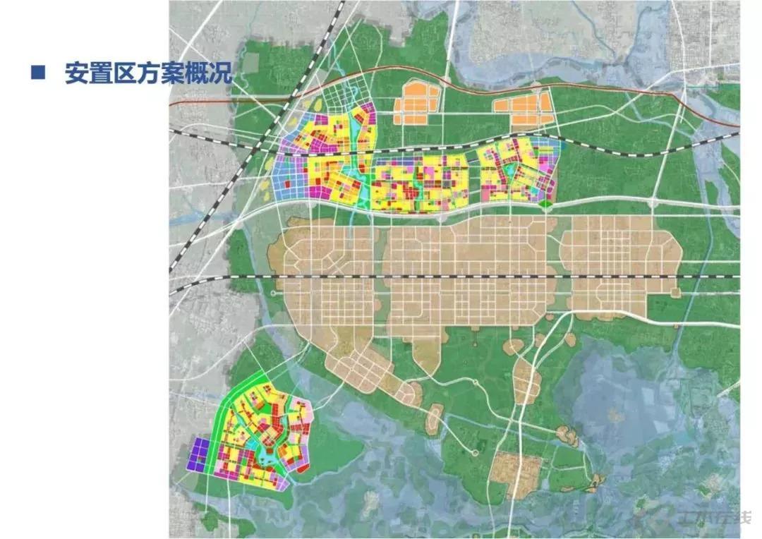 【早安建筑】期待已久的雄安新区规划初步方案曝光