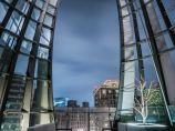 以鹅卵石为灵感的设计——台北砳建筑 / Aedas_图3