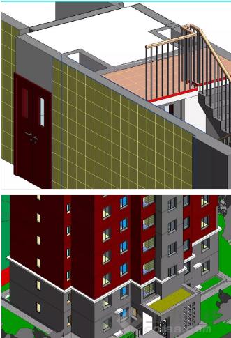 建筑设计BIM图片2