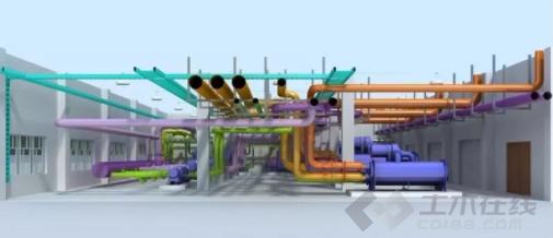 建筑机电BIM图片2