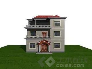 【建筑学院】 占地面积、建筑面积、容积率、绿地面积等计算分享
