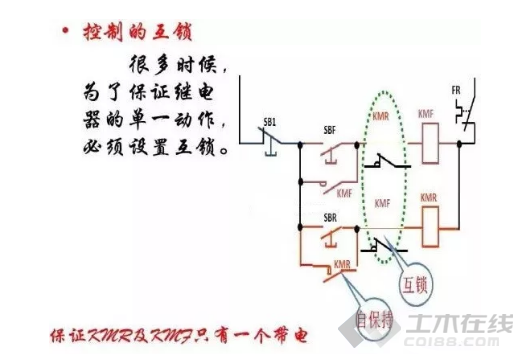 【早安电气】电气二次回路识图,每个电工都能看懂的方法