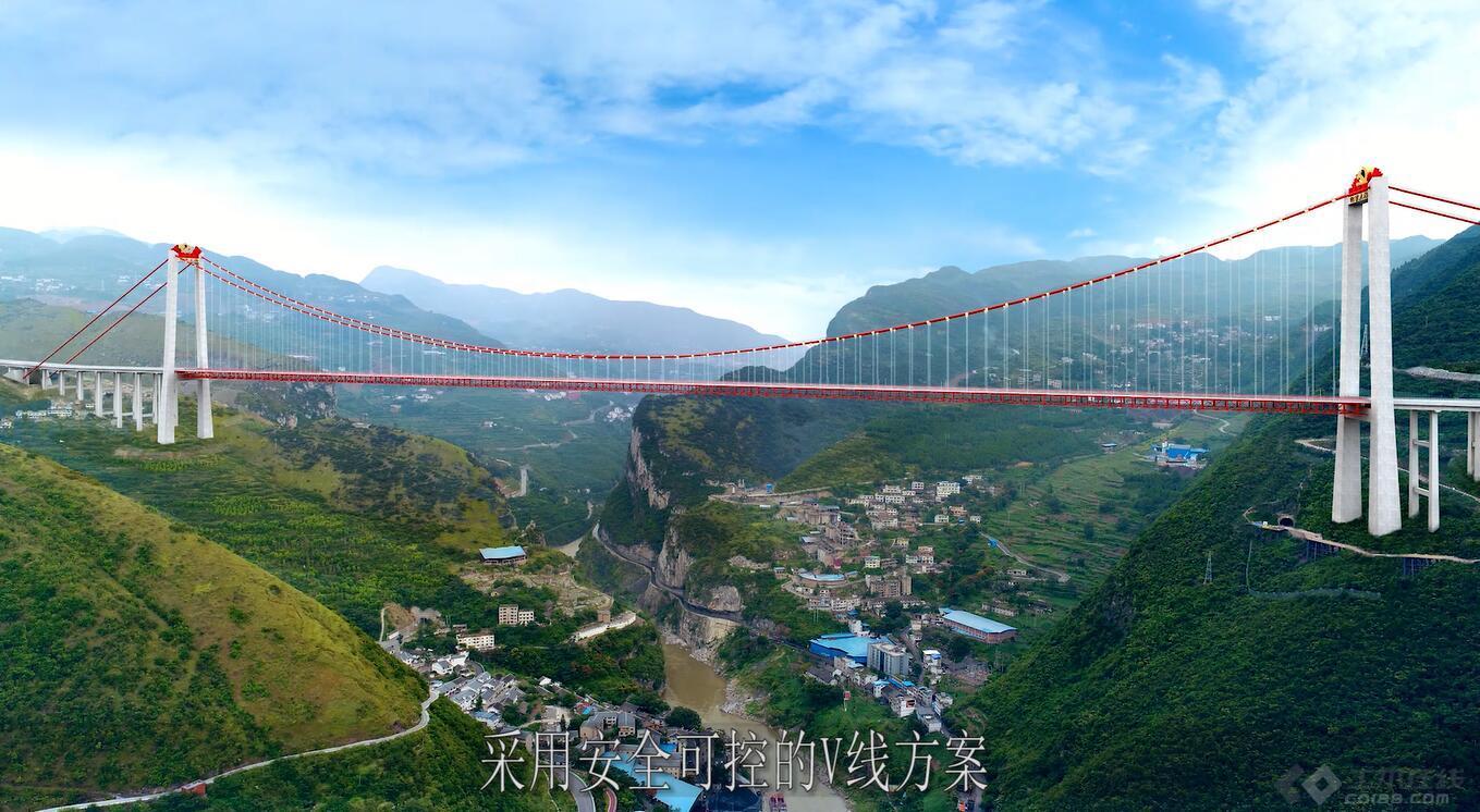 道路桥梁BIM图片3