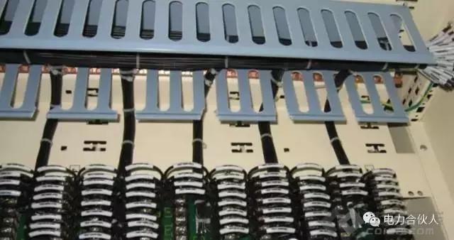 【电气学院】电气百科:引起极度舒适的电气二次接线图