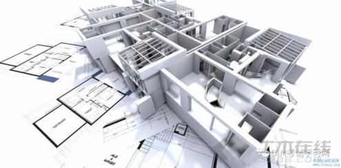 建筑施工BIM图片1