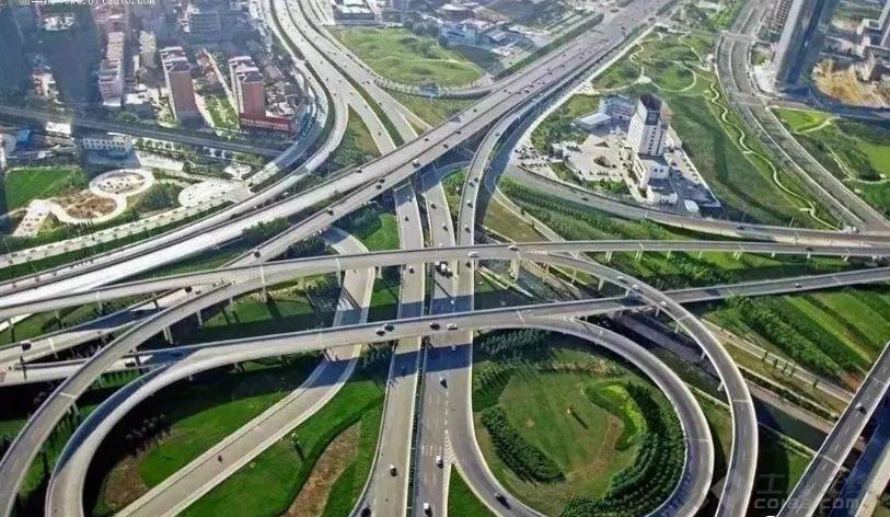 道路工程圖片1