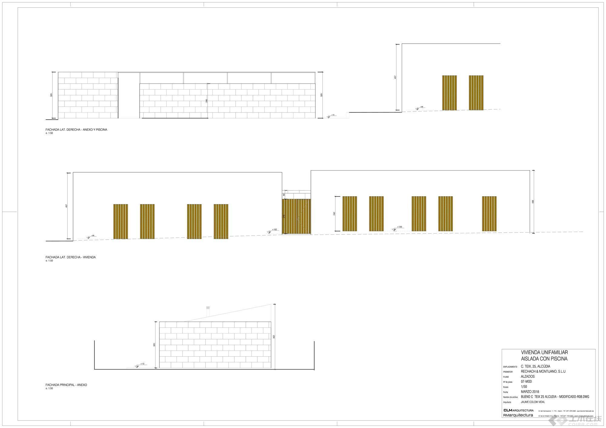 居住建筑設計圖片1