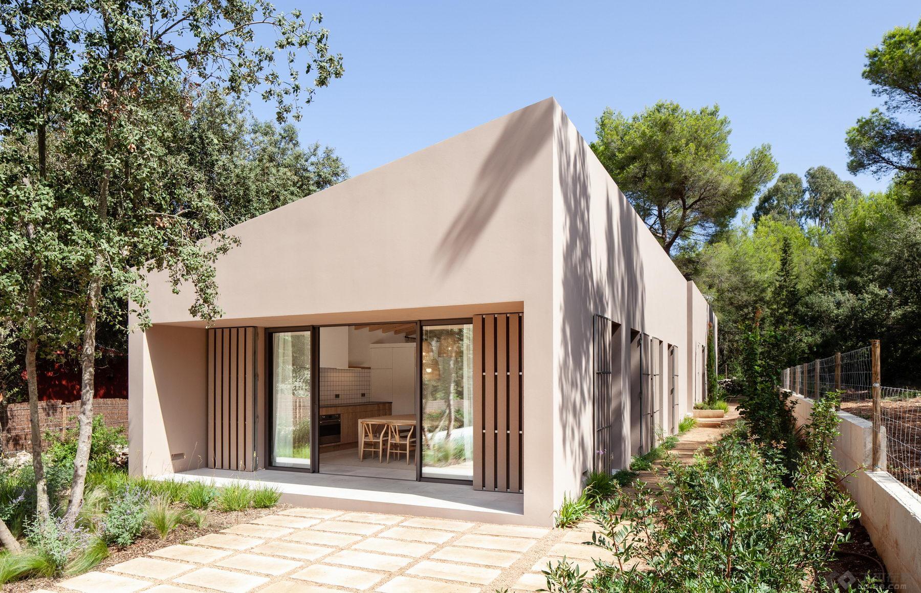 居住建筑設計圖片3