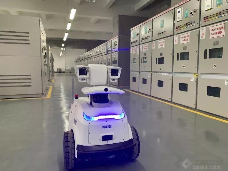 BIM+物联网+人工智能,造就国内最牛变电站!