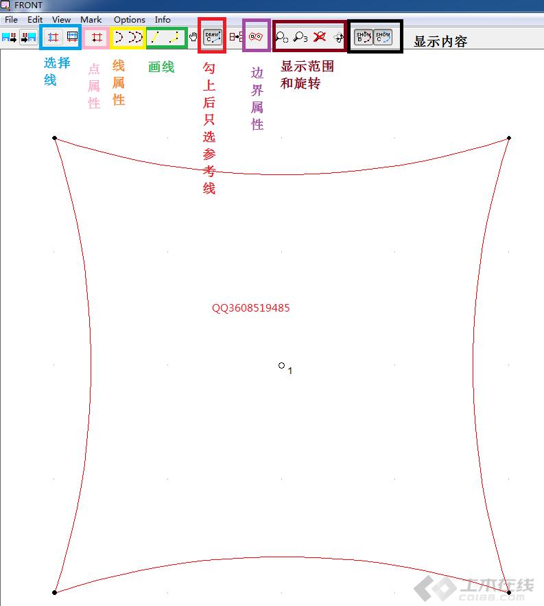 索膜结构工程图片2